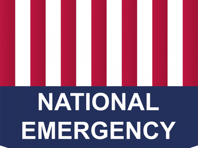 National Emergencies in the United States ICON